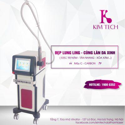 Máy Laser C-Carbon Kimtech